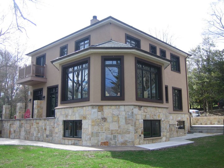 Custom Jobs Dalomba Masonry Stucco Stone Pavers